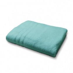TODAY Drap de bain - 100% coton 500 g/m²- 70 x 130 cm - Vert