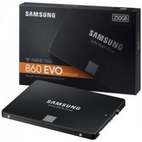 "SAMSUNG SSD interne 860 EVO - 250Go - Format 2.5"""