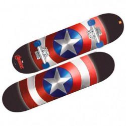 CAPTAIN AMERICA - Skate Board - Enfant - Garçon - A partir d