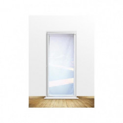 SUCRE D'OCRE Brise bise DOLLY 70x200 cm - Blanc