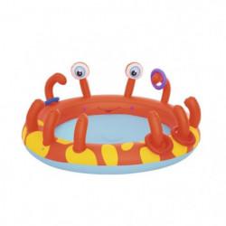 BESTWAY Aire de jeux interactive Crabe - 165 x 150 x 63 cm