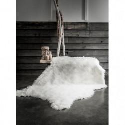 TODAY Tapis fausse fourrure Chalet - Poils longs - 60 x 180