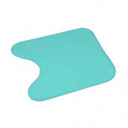 Contour WC microfibre 45x45 cm Vert menthe