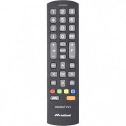 MELICONI CONTROL TV1 Télécommande préprogrammée - Compatible
