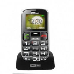 Téléphone sénior grosses touches MAXCOM MM462BB avec bouton