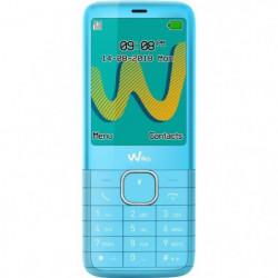 WIKO Riff3 Plus LS Sweet Bleu