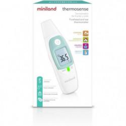 MINILAND - Thermometre de contact pour oreilles et front, Th