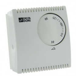 DELTA DORE Thermostat d'ambiance mécanique filaire Tybox 10