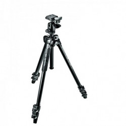 MANFROTTO MK290LTA3BH kit Trépieds 290 Light - Aluminium ave