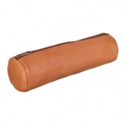 ELBA Trousse - 1 Compartiment - 21 cm - Camel - College & Ly