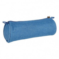CHIPIE Trousse - 1 Compartiment - 22 cm - Bleu - Maternelle