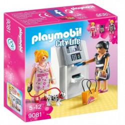 PLAYMOBIL 9081 - City Life - Distributeur Automatique