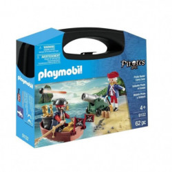 PLAYMOBIL 9102 - Valisette Pirate et Soldat