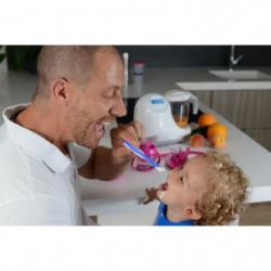 MINILAND - Cuillere thermometre pour repas bébé, Thermospoon