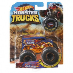 HOT WHEELS - Monster Truck - Méga roues et méga amortisseurs