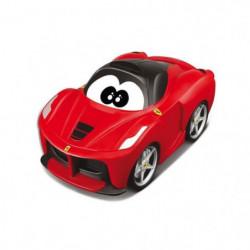 BB JUNIOR Véhicule Ferrari 1er âge Back2Me