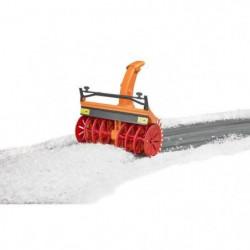 BRUDER - Souffleuse a neige - 21 cm