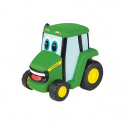 JOHN DEERE Pousse Roule Johnny le Tracteur