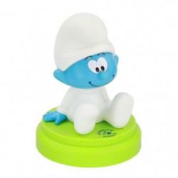 ANSMANN Figurine Veilleuse LED Bébé Schtroumpf