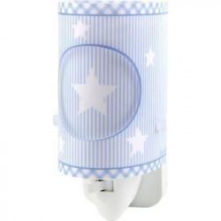DALBER Veilleuse Doux Reves Bleu