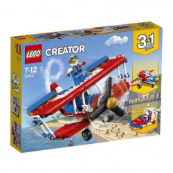 LEGO Creator 3-en-1 31076 L'avion de voltige a haut risque