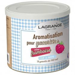 LAGRANGE Aromatison framboise pour yaourts