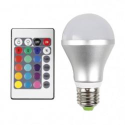 EXPERT LINE Ampoule LED décorative E27 3,6 W 16 couleurs