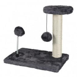 Arbre à chaton - L20xP30xH28 cm - Gris
