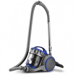 HARPER - RAPTOR_GREY+BLUE - Aspirateur sans sac
