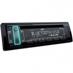 JVC Autoradio CD - USB - Bluetooth KD-T709BT