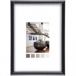 Cadre photo Expo noir 30x40 cm - Ceanothe, marque française