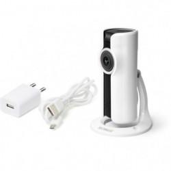 Technaxx IP-Caméra de sécurité 180° TX-108