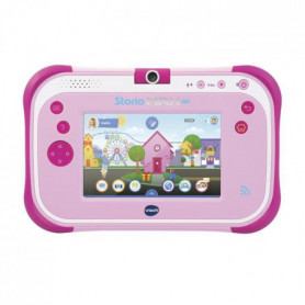 "VTECH - Console Storio Max 2.0 5"" Rose - Tablette"