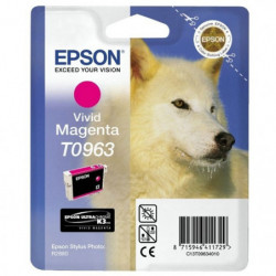 Epson T0963 Loup Cartouche d'encre Magenta