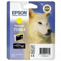 Epson T0964 Loup Cartouche d'encre Jaune