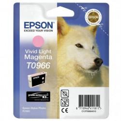 Epson T0966 Loup Cartouche d'encre Magenta clair