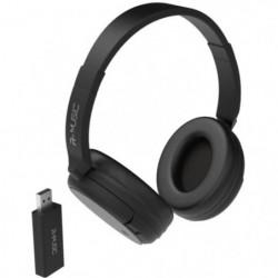 R-MUSIC RM311012 Casque TV sans fil - Transmetteur USB