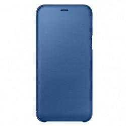 Samsung Etui Flip Wallet A6 - Bleu