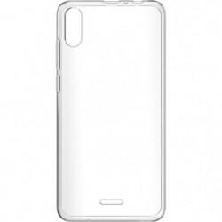 WIKO Coque transparente souple pour Wiko Y80