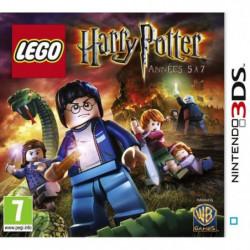 LEGO Harry Potter Années 5 a 7 Jeu 3DS