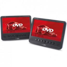 """CALIBER PDVD 708PP Double Lecteur DVD portable 7"""""""