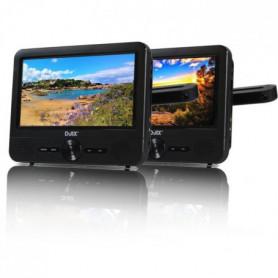 """D-JIX PVS 706-70DP Lecteur DVD portable 7"""""""