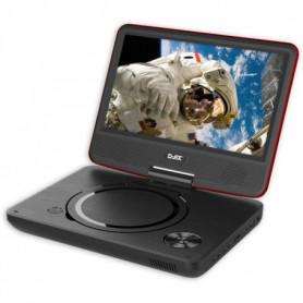 """D-JIX PVS 906-20 Lecteur DVD portable 9"""" rotatif"""