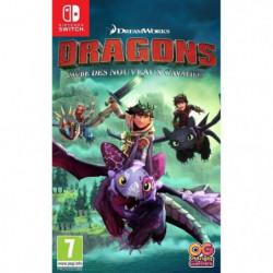 Dragons: L'aube des nouveaux Cavaliers Jeux Switch