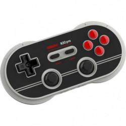 Manette Gamepad bluetooth gris/noir 8Bitdo N30 Pro2 pour Switch