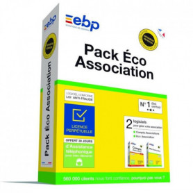 EBP Pack Eco Association - Derniere version