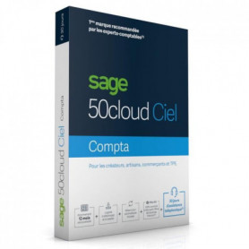 Sage 50c COMPTA - 30 jours
