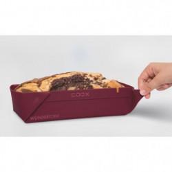 COOX Moule en silicone a gâteaux/ cakes / glaces - 1 L