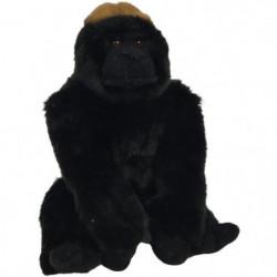 NICOTOY Peluche Gorilla West Lowland assis - 28 cm