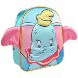 DISNEY Sac a Dos Dumbo 3D Enfant
